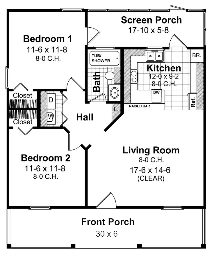 Floor Plan Sample 2